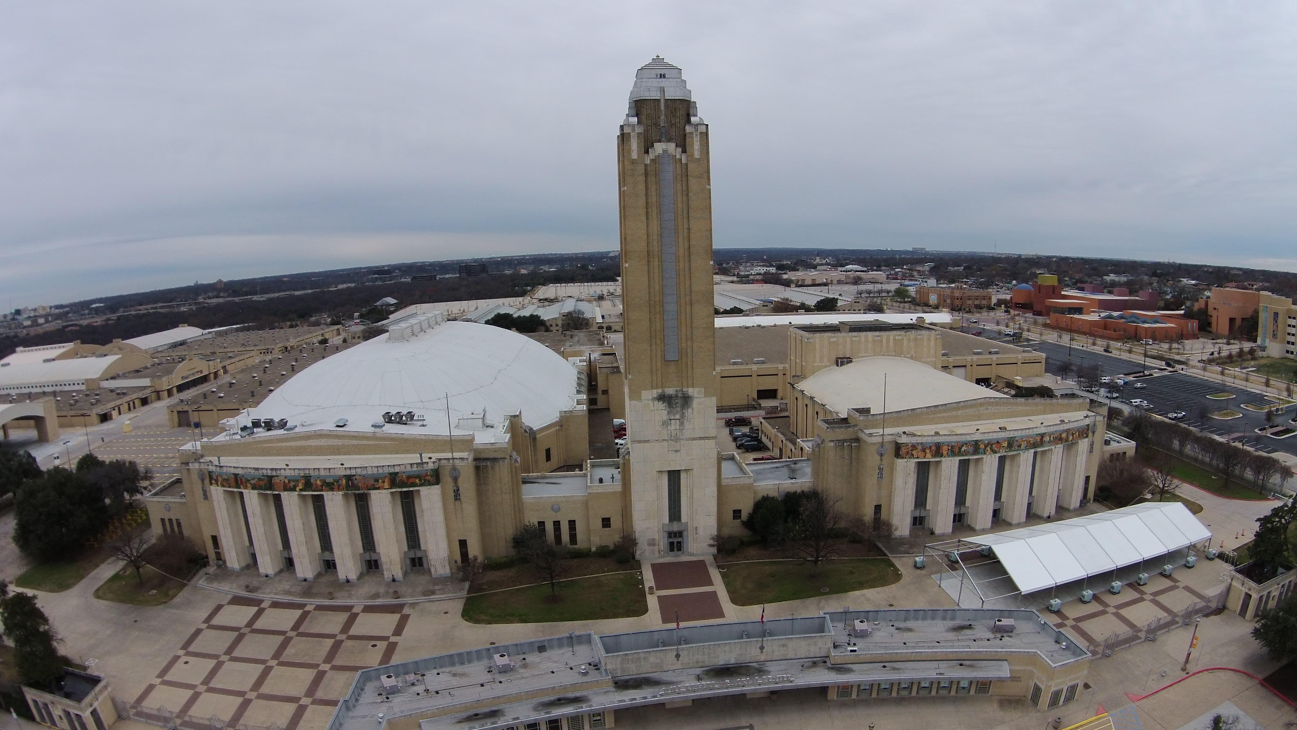 Will Rogers Memorial Center - ...